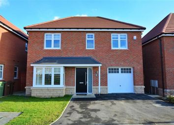 Thumbnail 4 bed detached house to rent in Edward Mews, Pontefract