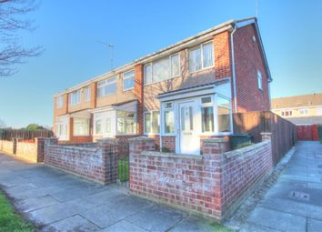 Thumbnail 3 bed terraced house for sale in Thropton Close, Gateshead