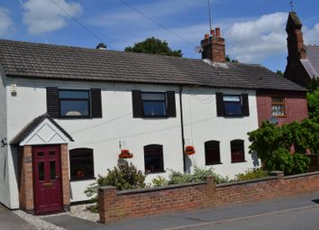 Thumbnail 4 bed cottage for sale in Hillside Road, Linton, Swadlincote