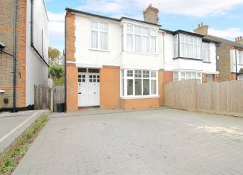 Thumbnail 4 bed semi-detached house for sale in Hallowell Road, Northwood