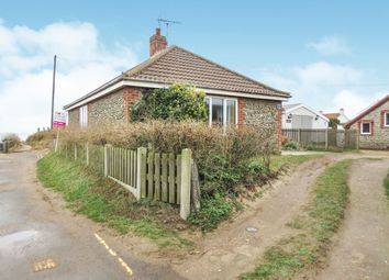 Thumbnail 2 bed detached bungalow for sale in Keswick Road, Bacton, Norwich