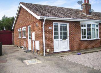 Thumbnail 2 bedroom semi-detached bungalow for sale in Nene Meadows, Sutton Bridge, Spalding
