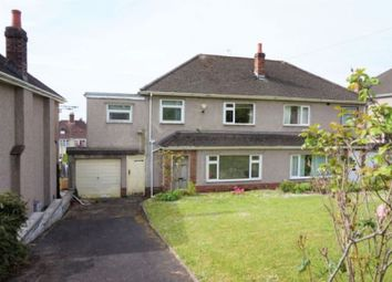 Thumbnail 4 bed semi-detached house for sale in 39 Hendrefoilan Road, Sketty, Swansea