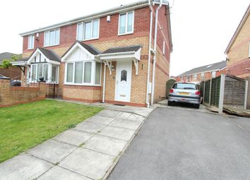 Thumbnail 3 bed semi-detached house for sale in Unicorn Road, Croxteth, Liverpool