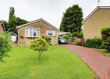 Thumbnail 4 bed detached bungalow for sale in Eccles Court, Wrawby, Brigg
