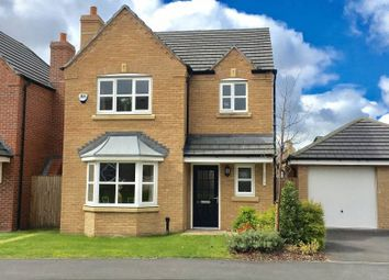 Thumbnail 3 bed detached house for sale in Haworth Road, Chorley