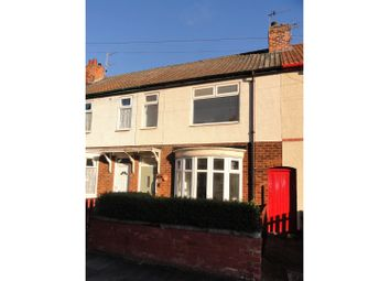 Thumbnail 2 bed terraced house for sale in Ashgrove Avenue, Hartlepool