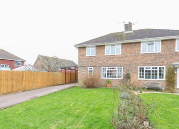 Thumbnail 3 bed semi-detached house for sale in Sadlers Way, Ringmer