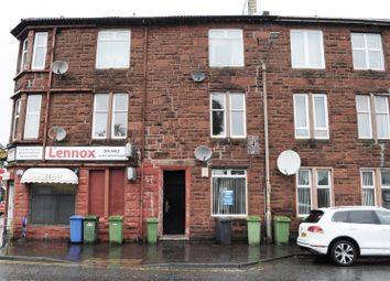 Thumbnail 1 bed flat for sale in 17B Townend Road, Dumbarton