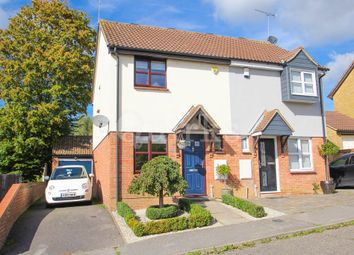 Thumbnail 2 bed semi-detached house for sale in Dorchester Road, Billericay