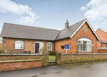 Thumbnail 4 bed bungalow for sale in Prees Road, Calverhall, Whitchurch