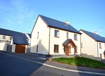 Thumbnail 4 bed detached house for sale in Coppins Park, Pentlepoir, Saundersfoot