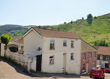 Thumbnail 2 bed semi-detached house for sale in Oxford Street, Pontycymmer, Bridgend