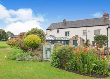 Thumbnail 3 bed cottage for sale in The Green, Wessington, Alfreton