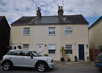 Thumbnail 2 bed terraced house for sale in Church Street, Great Baddow, Chelmsford