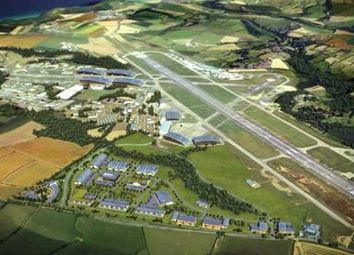 Thumbnail Land for sale in Aerohub Business Park, Newquay, Cornwall