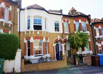 Thumbnail 3 bedroom terraced house for sale in Goodrich Road, London
