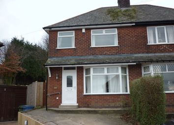 Thumbnail Property to rent in Crompton Road, Pleasley, Mansfield