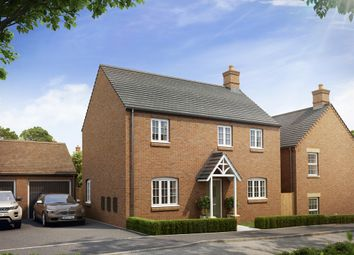 """Thumbnail 3 bedroom detached house for sale in """"The Hartwell"""" at Heathencote, Towcester"""
