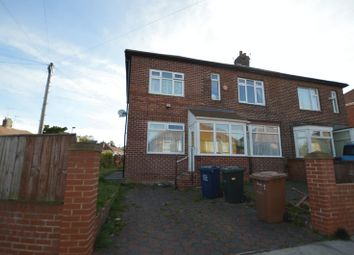 Thumbnail 4 bedroom semi-detached house for sale in Severus Road, Fenham, Newcastle Upon Tyne