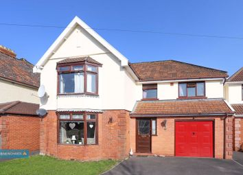 Thumbnail 4 bed detached house for sale in Wares Lane, Wembdon, Bridgwater