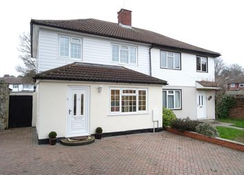 Thumbnail 3 bed semi-detached house for sale in Albert Drive, Sheerwater