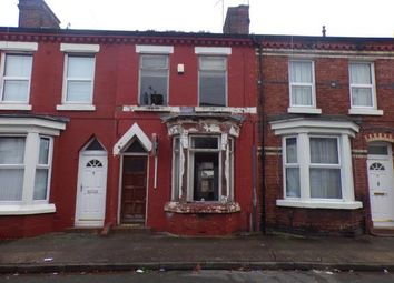 2 bed terraced house for sale in Rossett Street, Liverpool, Merseyside, England L6
