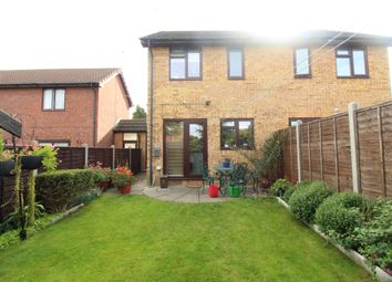 Thumbnail 2 bed semi-detached house for sale in Drummond Close, Erith