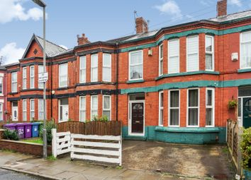 Thumbnail 4 bed terraced house for sale in Buckingham Road, Liverpool
