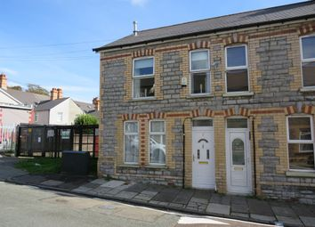 Thumbnail 3 bed terraced house for sale in Quarella Street, Barry