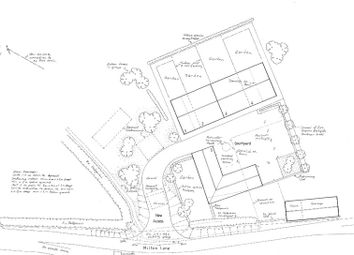 Thumbnail Land for sale in Milton Lane, Wookey Hole, Wells