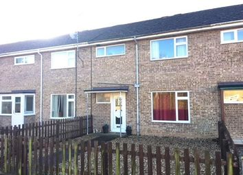 Thumbnail 2 bed terraced house to rent in Camfrey, King's Lynn