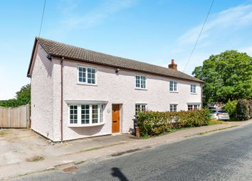 Thumbnail 4 bed detached house for sale in Station Road, Ashwell, Baldock