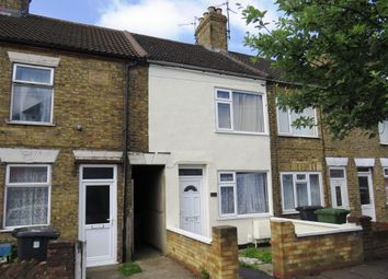 Thumbnail 3 bedroom terraced house for sale in Lincoln Road, Peterborough