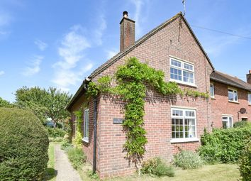 Thumbnail 2 bed end terrace house for sale in Manor Road, Southbourne
