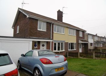 Thumbnail 3 bed semi-detached house for sale in Valley View, South Elmsall