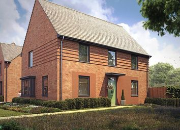 "Thumbnail 4 bedroom detached house for sale in ""Cornell"" at Langaton Lane, Pinhoe, Exeter"