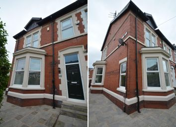 Thumbnail 6 bed semi-detached house for sale in Broadway, South Shore, Blackpool