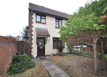 Moraunt Close, Hardway, Gosport, Hampshire PO12. 3 bed end terrace house for sale