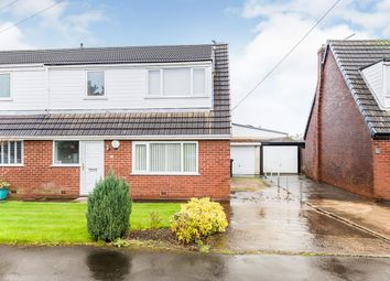 Thumbnail 3 bed semi-detached house for sale in Rhodesway, Hoghton, Preston, Lancashire