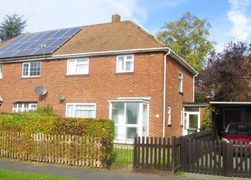 Thumbnail 3 bedroom semi-detached house for sale in Barry Road, Southampton