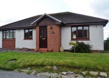 Thumbnail 3 bed detached bungalow to rent in St. Aethans Drive, Burghead, Elgin