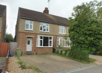 Thumbnail 3 bedroom semi-detached house for sale in Tattenhoe Lane, Bletchley, Milton Keynes