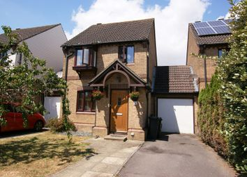 Thumbnail 3 bed link-detached house for sale in Diana Way, Corfe Mullen, Wimborne