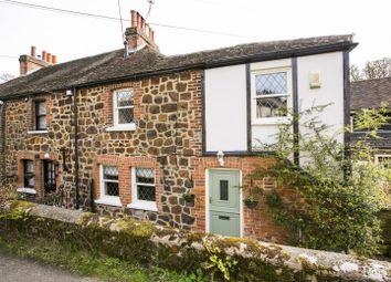 Thumbnail 3 bed end terrace house for sale in London Road, Wrotham Heath, Sevenoaks