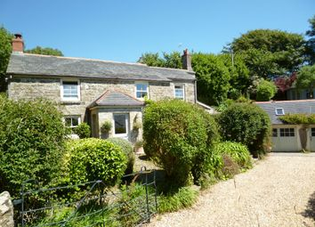 Thumbnail 3 bed detached house for sale in Mousehole Lane, Mousehole, Penzance
