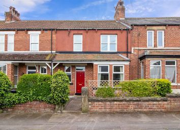 Thumbnail 4 bed terraced house for sale in Park Grove, Knaresborough