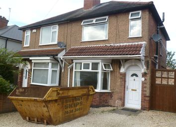 Thumbnail 3 bed end terrace house to rent in Tonbridge Road, Whitley, Coventry, West Midlands