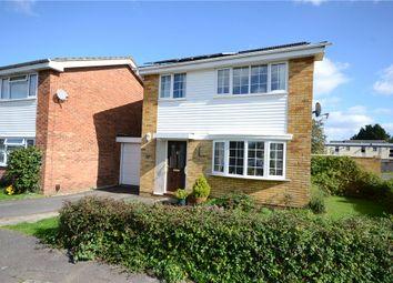 Thumbnail 3 bed detached house for sale in Delane Drive, Winnersh, Wokingham