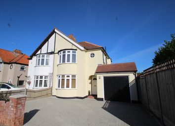 Thumbnail 3 bed semi-detached house to rent in Bradford Close, Bromley